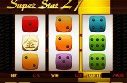 Máquina tragaperras de casino Super Star 27