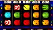 Haz girar la máquina tragaperras de casino Treasure Cubes
