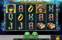 Haz girar la tragamonedas online gratuita World of Wizard