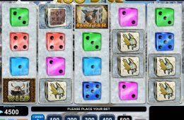 Una imagen del juego de tragamonedas 100 Dice