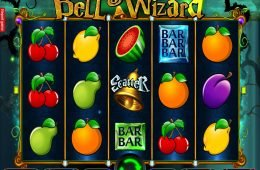 Máquina tragamonedas gratis sin suscripción Bell Wizard