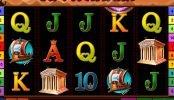 Juego de tragamonedas online no descargable Disc of Athena