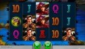 Una imagen de la máquina tragamonedas de casino Steamboat
