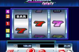 Haz girar el divertido juego de casino AfterShock Frenzy