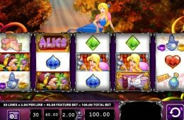 Juego gratis Alice and the Mad Tea Party