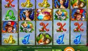 Divertida máquina tragamonedas Alice in Wonderslots