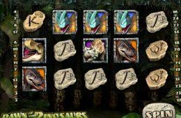 Juego de casino gratis, sin depósito Dawn of the Dinosaurs