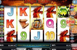 Juego online gratis sin depósito Dragon Master