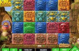 Una imagen del juego gratis de casino King Bambam