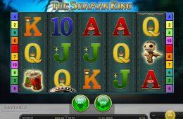 Juega en la tragamonedas online The Shaman King