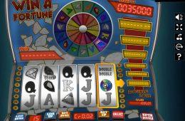 Juego online sin depósito Win a Fortune