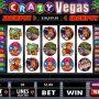 Tragamonedas no descargable Crazy Vegas
