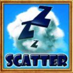 Scatter - Tragamonedas sin depósito Dreams of Fortune