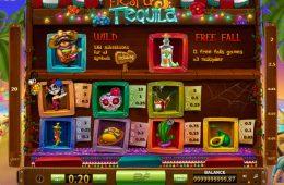 Divertido juego online gratis Tequila Fiesta