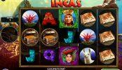 Juega gratis en la máquina tragaperras online Lost City of Incas