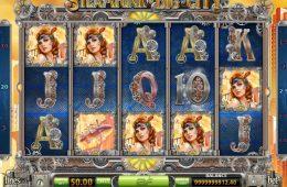 Juego de casino gratis Steampunk Big City