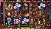 Divertida máquina tragamonedas Voodoo Candy Shop