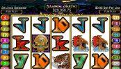 Juego de casino sin depósito Aztec´s Treasure