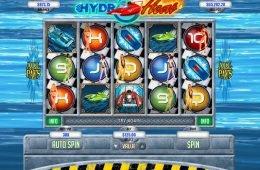 Imagen de la tragamonedas de casino Hydro Heat