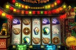 Máquina tragaperras gratis Chinatown