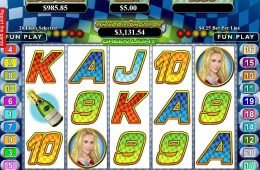 Imagen del juego de tragaperras de casino Green Light