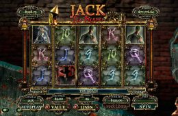 Juego de casino gratis Jack the Ripper