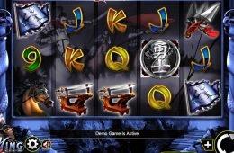 Juega la tragamonedas en línea Ming Warrior