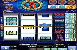 Juego de casino 5x Play