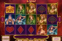 Juega la tragaperras de casino 7 Sins