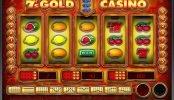 Tragamonedas gratis en línea 7's Gold Casino