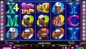 Máquina tragaperras de casino 80's Night Life