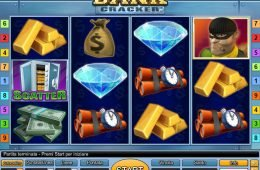 Tragamonedas de casino Bank Cracker
