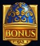 Símbolo de bonificación de la tragaperras de casino Empire Fortune