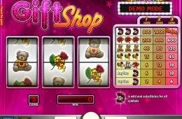 Máquina tragamonedas en línea Gift Shop