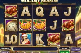 Tragamonedas de casino Holiday Season