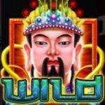 Comodín de la tragamonedas en línea Jade Emperor King Strike
