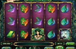 Máquina tragaperras gratuita Jade Magician