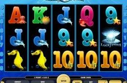 Tragaperras de casino Lucky Pearl