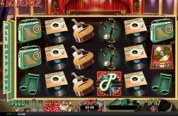 Máquina tragamonedas de casino The Big Bopper de RTG
