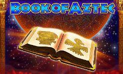 Imagen de portada de la máquina tragaperras en línea Book of Aztec