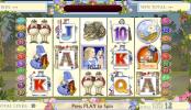 Az Alice´s Wonderland ingyenes online nyerőgép képe