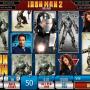 Az Iron Man 2 ingyenes online nyerőgép képe