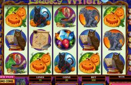 A Lucky Witch ingyenes online nyerőgép képe