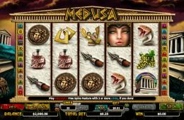 A Medusa ingyenes online nyerőgép képe