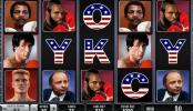 A Rocky ingyenes online nyerőgép képe