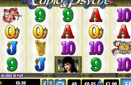 A Cupid and Psyche ingyenes online nyerőgép képe