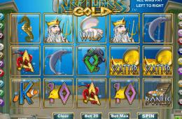 A Neptunes´s Gold ingyenes online nyerőgép képe
