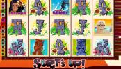 A Surf´s Up ingyenes online nyerőgép képe