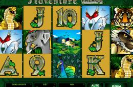 Az Adventure Palace nyerőgépes játék képe