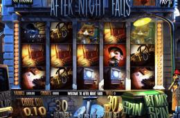 Kép az After Night Falls ingyenes online nyerőgépes casino játékról
